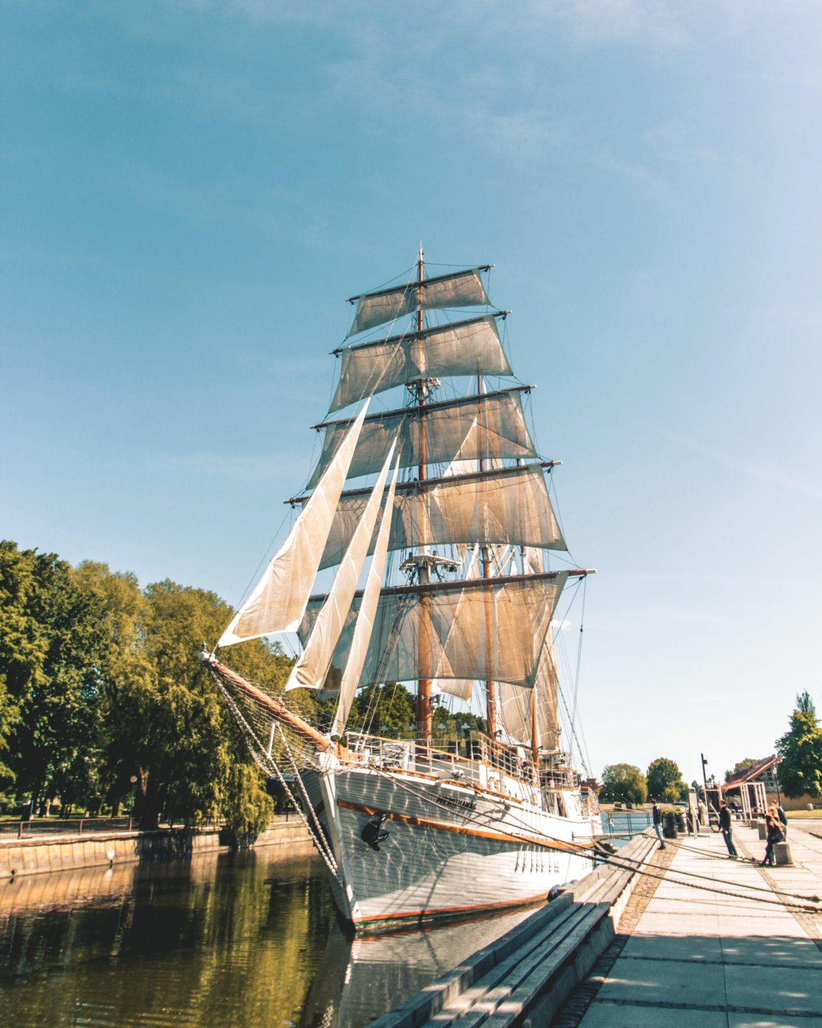 Ship Lithuania