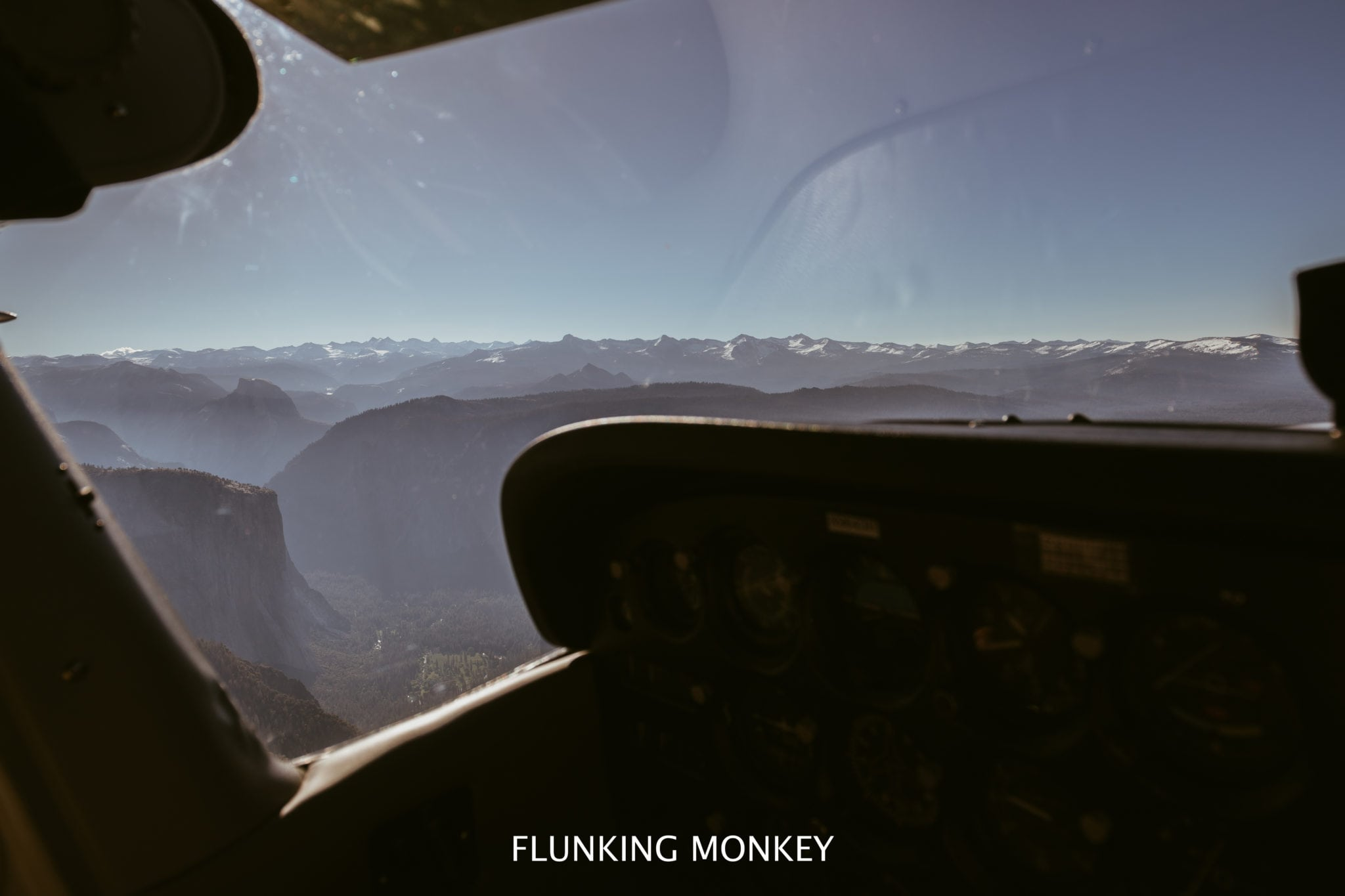 12 Ways To Have The Ultimate Northern California Road Trip - Things To Do: Yosemite Scenic Air Tour
