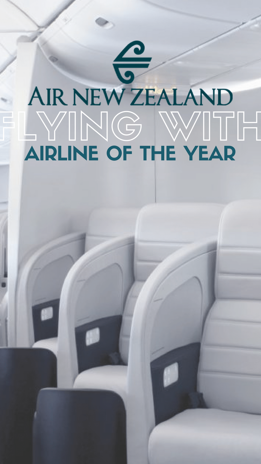 Air New Zealand - Flying With Airline Of The Year 2018 - Flunking Monkey