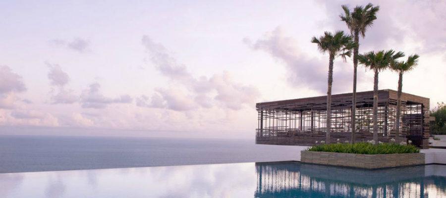 Alila Villas Bali - World's Best Eco Resorts, Eco Hotels, Ecolodges, Eco Cabins and Eco Retreats - Flunking Monkey
