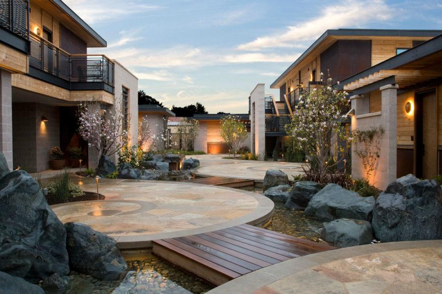 Bardessono Eco Resort - World's Best Eco Resorts, Eco Hotels, Ecolodges, Eco Cabins and Eco Retreats - Flunking Monkey