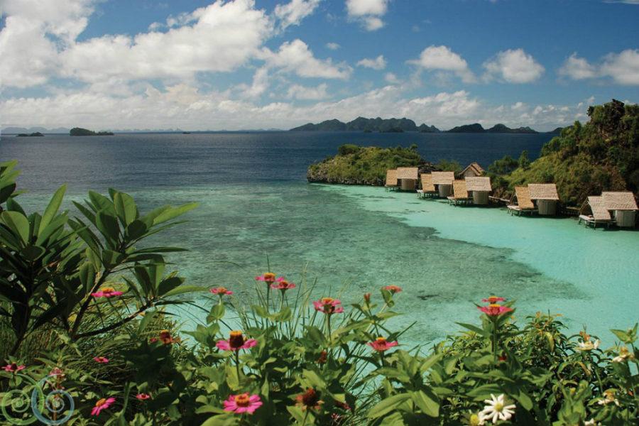 Misool Eco Resort - World's Best Eco Resorts, Eco Hotels, Ecolodges, Eco Cabins and Eco Retreats - Flunking Monkey