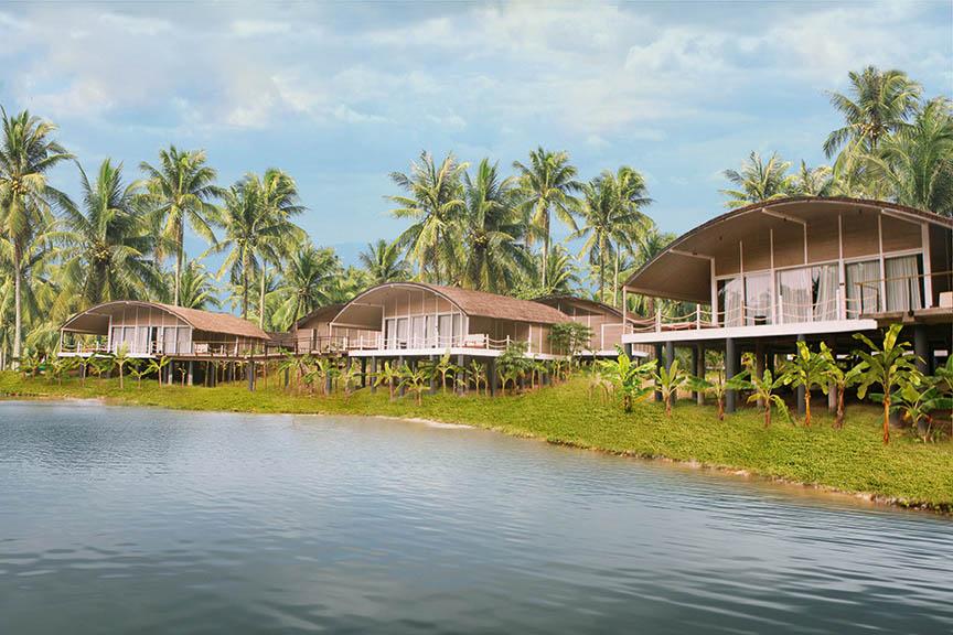 Taj Exoctica - World's Best Eco Resorts, Eco Hotels, Ecolodges, Eco Cabins and Eco Retreats - Flunking Monkey