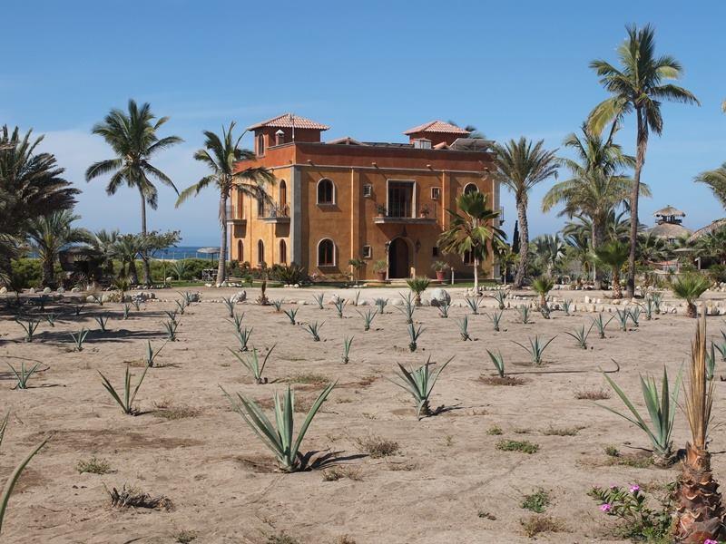 Villa Santa Cruz - World's Best Eco Resorts, Eco Hotels, Ecolodges, Eco Cabins and Eco Retreats - Flunking Monkey