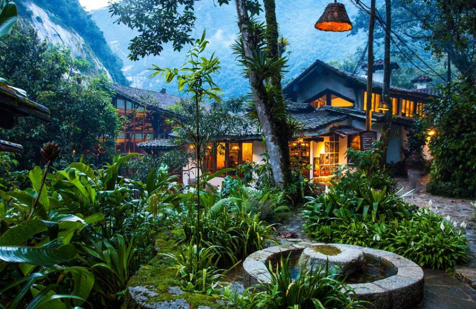 Inkaterra Machu Picchu - World's Best Eco Resorts, Eco Hotels, Ecolodges, Eco Cabins and Eco Retreats - Flunking Monkey