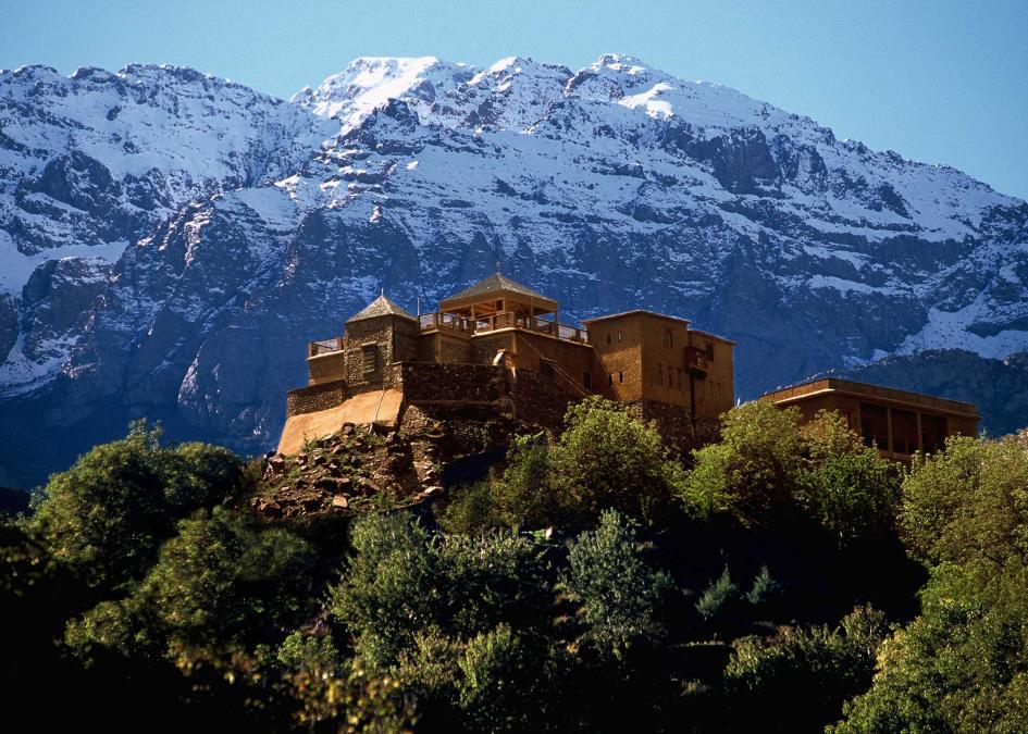 Kasbah Du Toubkal - World's Best Eco Resorts, Eco Hotels, Ecolodges, Eco Cabins and Eco Retreats - Flunking Monkey