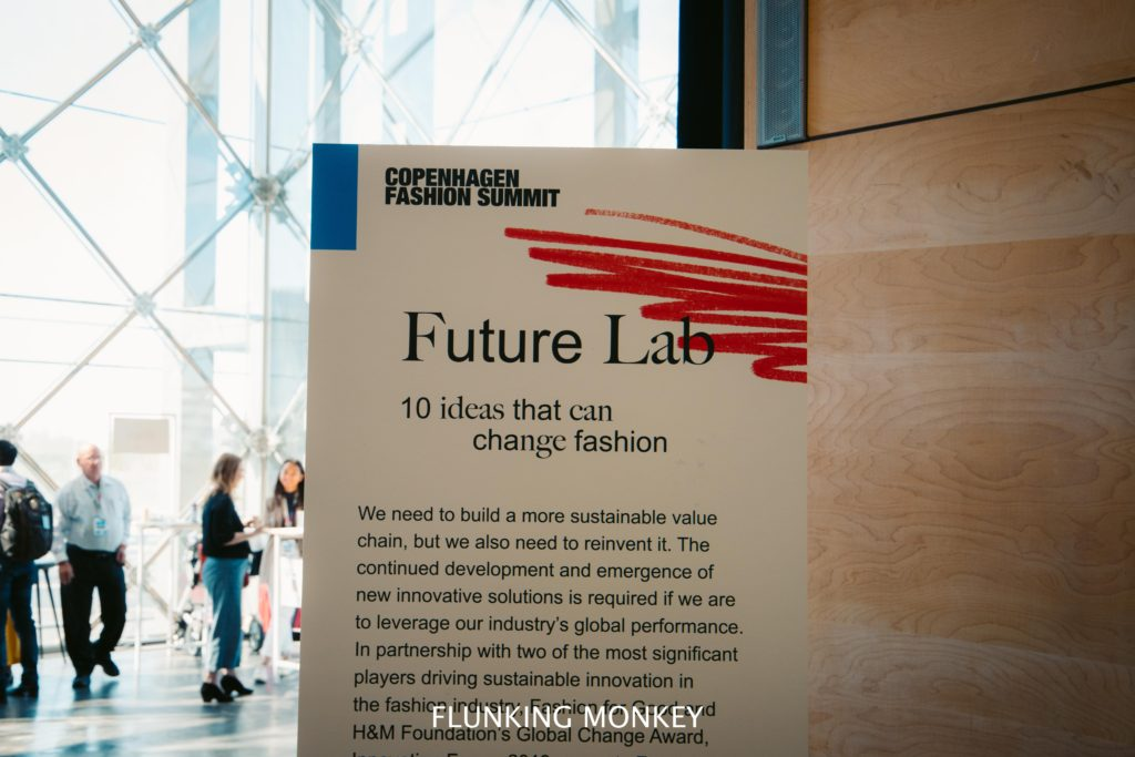 Future Lab - Copenhagen Fashion Summit - Fashion Innovations For More Sustainable Clothing Brands