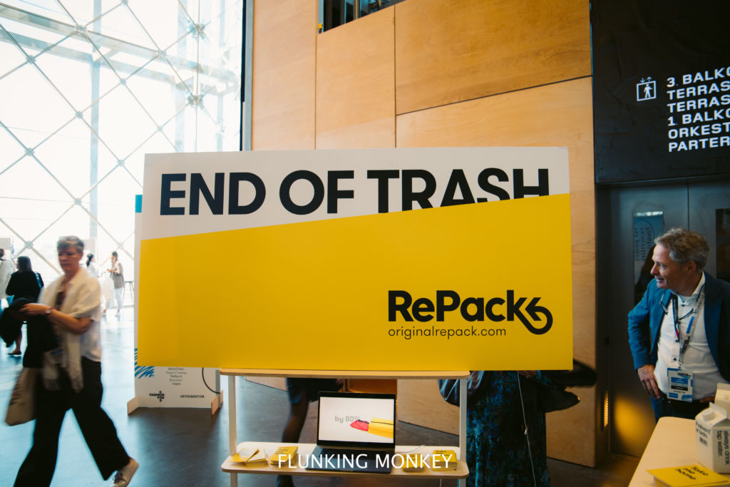 Repack - Copenhagen Fashion Summit - Fashion Innovations For More Sustainable Clothing Brands