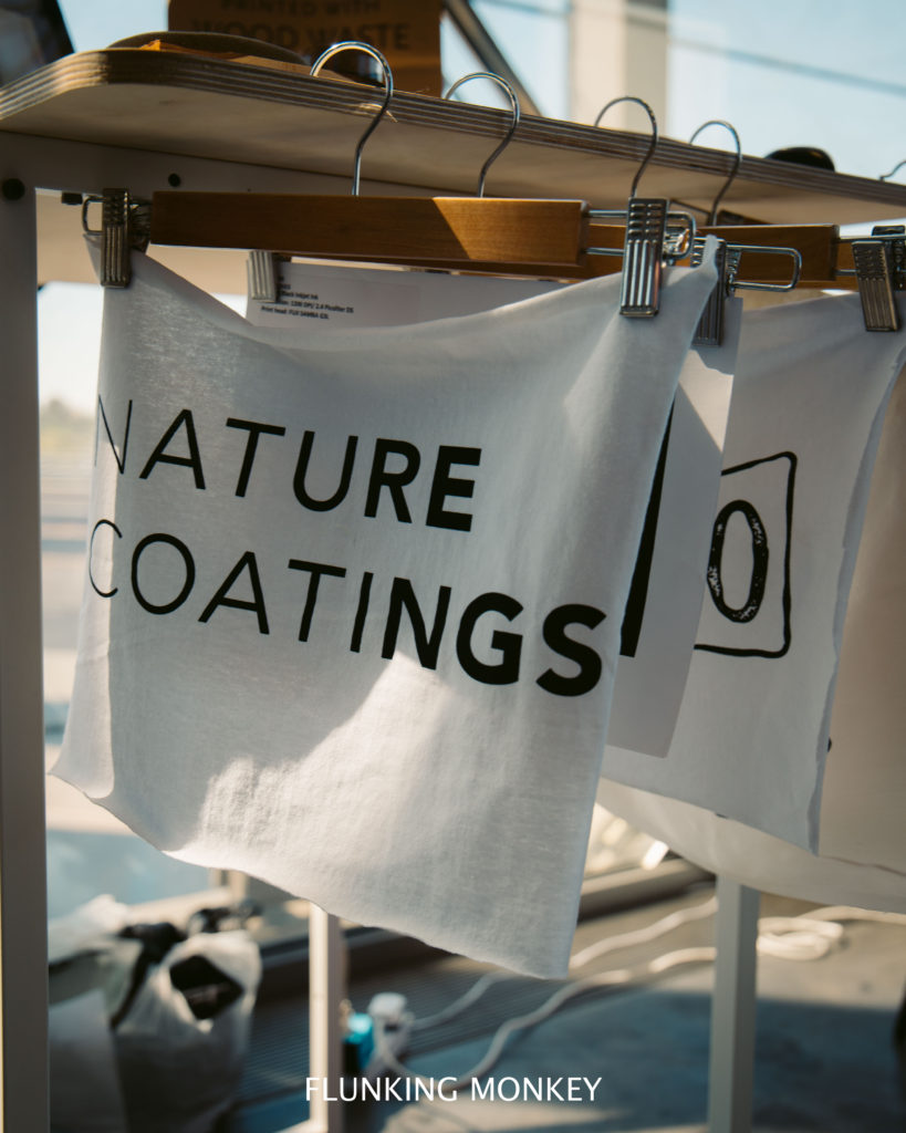 Nature Coatings - Copenhagen Fashion Summit - Fashion Innovations For More Sustainable Clothing Brands