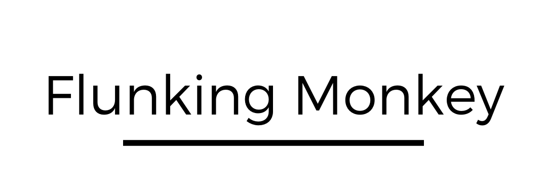 Flunking Monkey